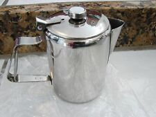 Verona Short Spout TEAPOT STAINLESS STEEL 15 oz.  RESTAURANT or HOME USE NEW!
