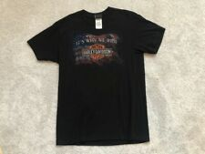 New ListingHarley Davidson Motorcycles This Is Why We Ride T Shirt Mens Sz M Biker Bikes Ma