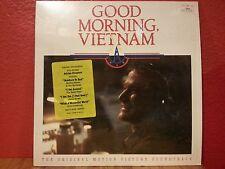 GOOD MORNING, VIETNAM Orig 1988 sound track LP ROBIN WILLIAMS