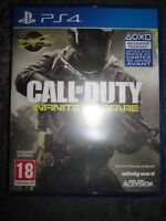 CALL OF DUTY INFINITE WARFARE PS4 FRANCAIS VERSION INTEGRALE FR