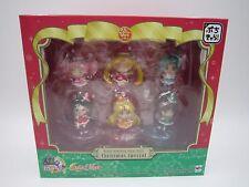 Sailor Moon Petit Chara Christmas Special Figure Limited Set MegaHouse Xmas