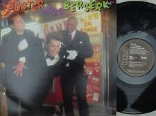 Buster Poindexter ORIG OZ LP Buster goes berserk NM '89 New York Dolls