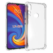 For Lenovo Z6 Lite Youth / Z6 Pro / Z5S / Z5 / K8 Clear Shockproof Soft Gel Case