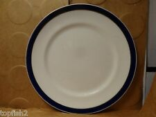 "Alfred Meakin Bleu De Roi 8"" Salad/Desert Plate (Used/EUC)"