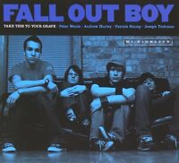 FALL OUT BOY - TAKE THIS TO YOUR GRAVE digipak (CD) Sealed