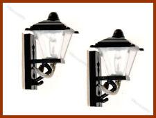 1:12 Dollhouse Miniature - Black Coah Lamp 2pcs 12V Bulb MH 609 CK 4155