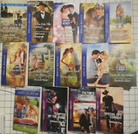 Harlequin Special Edition and Romantic Suspense lot of 14