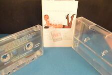 """PRET A PORTER"" Soundtrack  1994 CASSETTE TAPE  music  SALT-N-PEPA  U2  SUPERCAT"