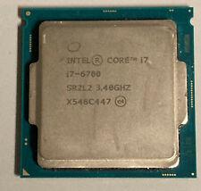 Intel Core i7-6700 3.40GHz SR2L2 LGA1151 Quad Core Processor