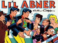 Li'l Abner 1940 Dailies KSP Volume 6 Al Capp MINT BOOK