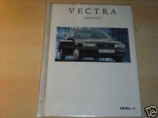 10811) Opel Vectra A Expression Holland Prospekt 1994