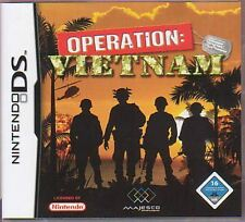 NINTENDO DS 3DS OPERATION VIETNAM * STRATEGIE NEU