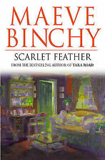 Scarlet Feather by Maeve Binchy (Hardback, 2000) FREE DELIVERY TO AUS
