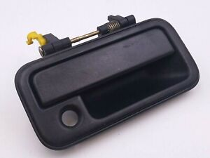 2001 Isuzu Rodeo Outside Exterior Door Handle Right Front Passengers Black OEM