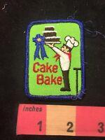 CAKE BAKE Patch 89NC