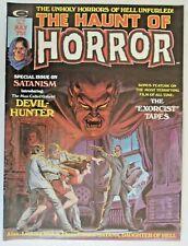 mm Haunt of Horror #2vf (Marvel, 1974) Origin & 1st Gabriel; Santana Begins
