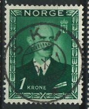 Norway 1946, NK 350 Son Ski 25-X-51 (AK)