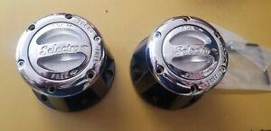 Selectro Locking Hubs Supreme 11002-02