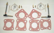 ROVER P6B 3500 SERIES 2 HS6 CARB CARBURETTER CARBURETOR OVERHAUL KIT NEW NOS GEN