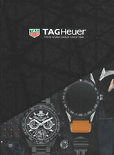 TAG HEUER Fine Watch Timepiece HARDCOVER CATALOG 2017 2018 Collection