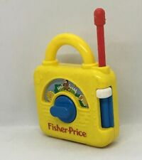 FISHER PRICE, vintage music box   1992 ,  nr 2476
