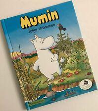 Mumin följer strömmen by Bonnier Carlsen (LN)