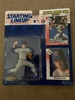1993 Starting Lineup Nolan Ryan Texas Rangers Baseball MLB SLU