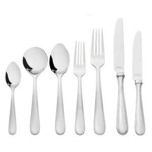 Vera Wang Wedgwood 56 Piece Stainless Steel Infinity 56pc Cutlery Set