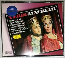 Verdi - Abbado - Domingo - Macbeth (DG The Originals), 2 CDs