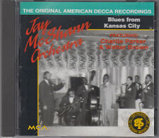 Jay McShann Orchestra : Blues From Kansas City CD FASTPOST
