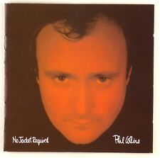 CD - Phil Collins - No Jacket Required - A4855