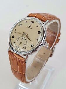 Superb 1960 Vintage Omega Ref. 121.002 Cal.268 Gents Wrist Watch