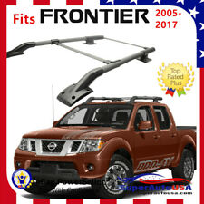 Fits Nissan Frontier 2005-2017 OE Style Roof Rack Crossbar+Side Rails Combo