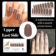 Color Street Upper East Side 100% Nail Polish Strips