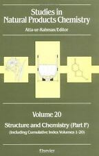 Studies in Natural Products Chemistry, Volume 20: Structure and Chemistry (Part