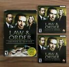 Law & Order: Justice Is Served - Cd-roms (pc Computer Games, 2004)