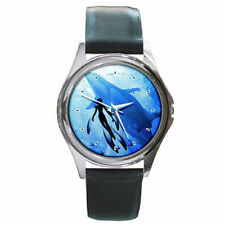 Blue Submarine No. 6 Ultimate Leather Wrist watch
