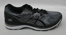 Asics Mens Gel Nimbus 20 Running Shoes T800N 9790 Carbon/Black/Silver Size 13
