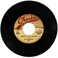 "BO DIDDLEY ""Bring It to JEROME C/W pretty thing"" r&b"