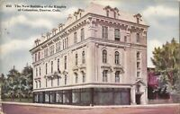 Denver, COLORADO - Knights of Columbus - ARCHITECTURE - 1910