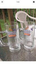 Samuel Adams Octoberfest Glasses2beer Mug Stein Sam Adams Boston Brewery!Mancave