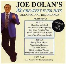 Joe Dolan - Greatest Ever Hits (32 Song 2CD Boxset) Including Good Looking Woman
