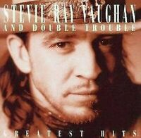 Stevie Ray Vaughan - Greatest Hits CD Epic