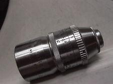 """Rare Zeika Cine Opt.Co. 1 1/2"""" 38mm F:1.4 D mt. m15 > Pentax Q Q7 Q10 Q-S1"""