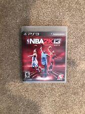 NBA 2K13 Playstation 3