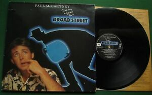 Paul McCartney Give My Regards To Broad Street inc Silly Love Songs + PCTC2 LP