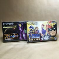 F-Zero | Nintendo Game Boy Advance | Falcon Densetsu | GBA | Legends | Velocity