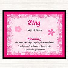 ping name | eBay
