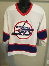 Winnipeg Jets Size Medium Hockey Jersey