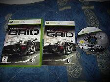 XBOX 360 : RACEDRIVER GRID - Completo, ITA !